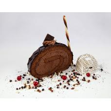 Rulada ciocolata 100gr x 2 bucati (Bunexim)