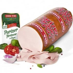 Parizer taranesc cu porc(cristim)